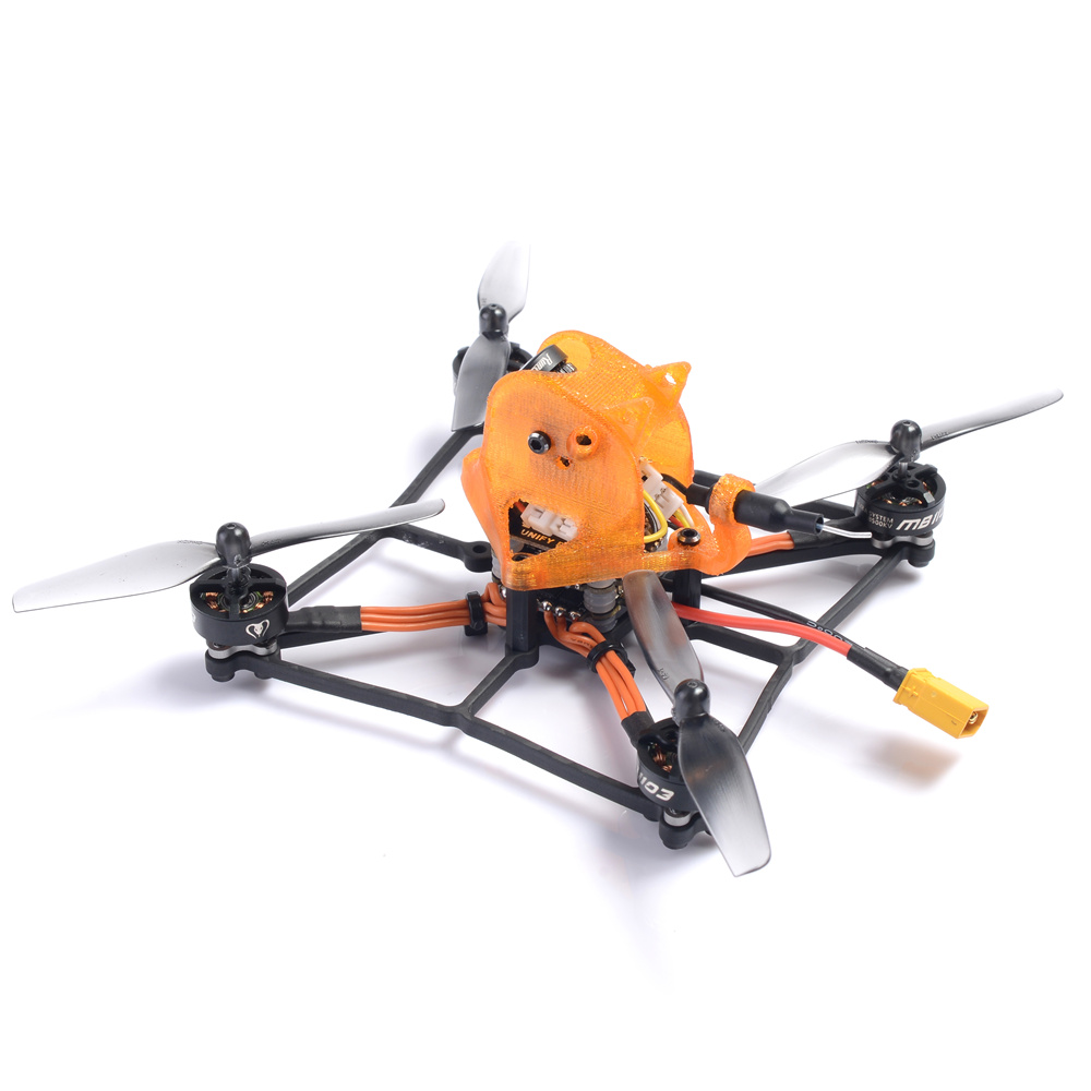 Diatone GTB339 3 cal 120mm 3S BOB wspólny projekt PNP RC FPV Racing RC Drone w Helikoptery RC od Zabawki i hobby na  Grupa 3