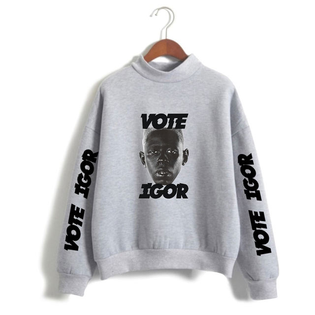TYLER THE CREATOR THEMED SWEATSHIRT (20 VARIAN)
