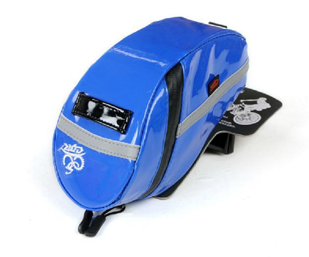 CBR After Tail Bag C8 Waterproof Fabric Candy-Colored Mountain Bike Highway Folding Universal