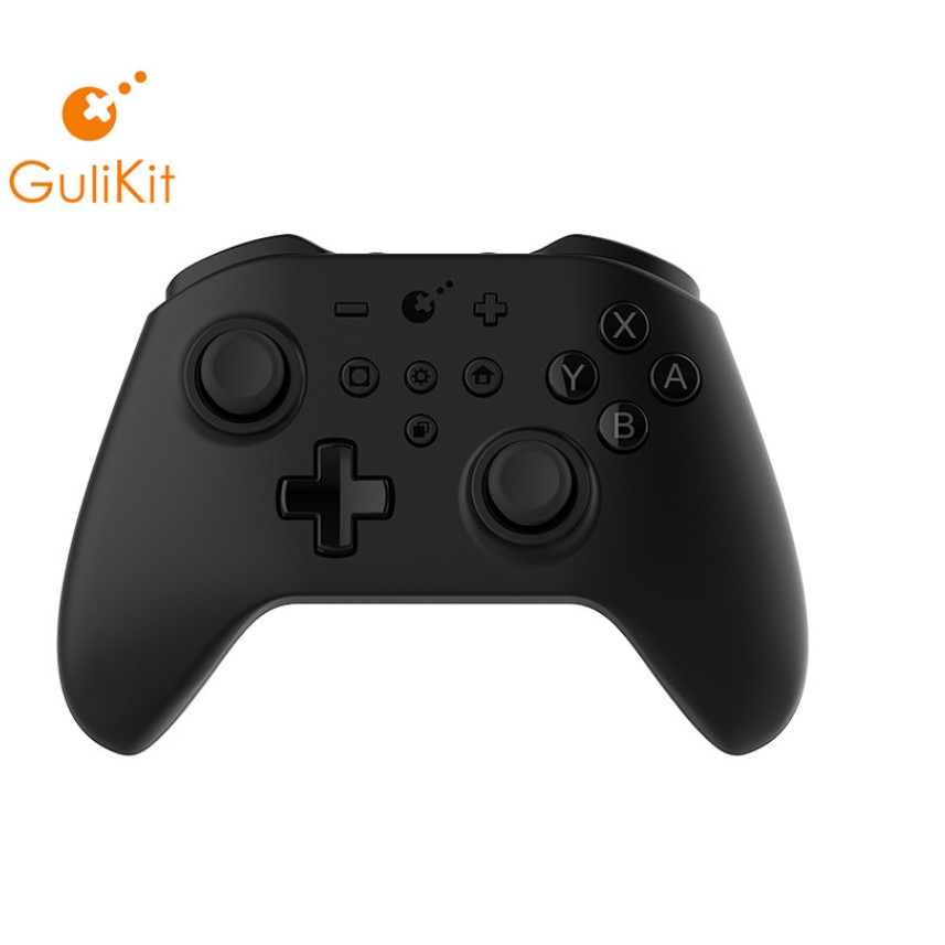 GuliKit Kingkong NS09 Pro <font><b>Wireless</b></font> Bluetooth Gamepad Game <font><b>Controller</b></font> For Switch <font><b>PC</b></font> Android Raspberry PI Gaming Jaypay Joystick image