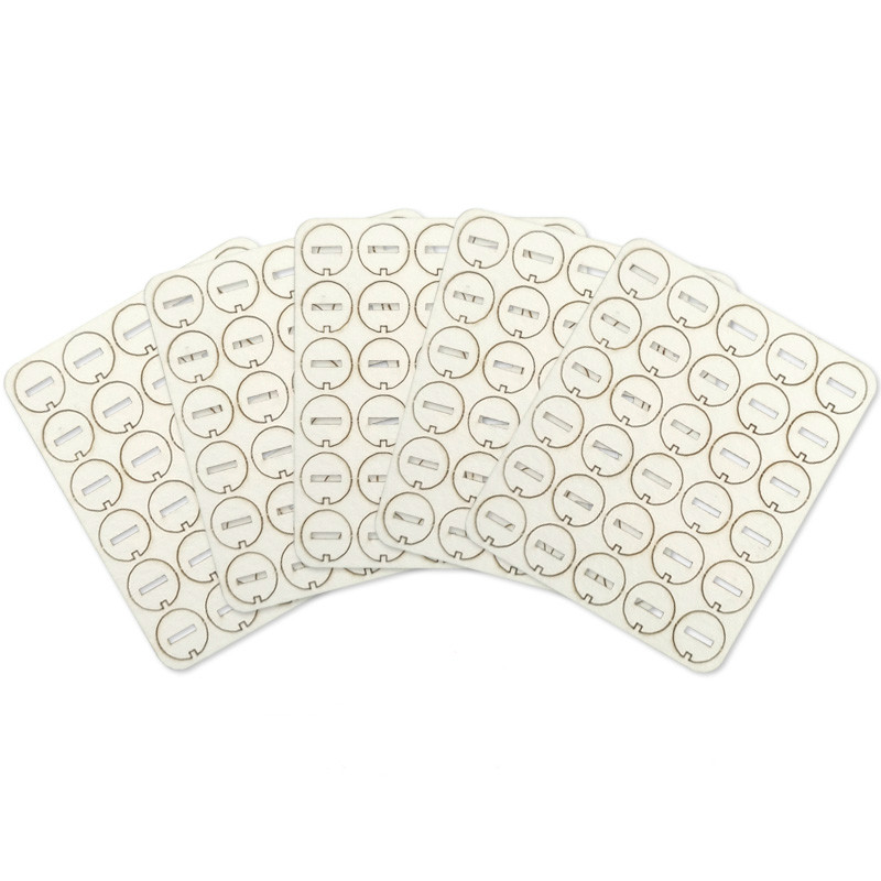 150pcs 5Paper Clean Tool Little Slice Clean Gasket For IQOS 3.0 Absorb Oil Gasket For IQOS 2.4 Plus Repair Accessories