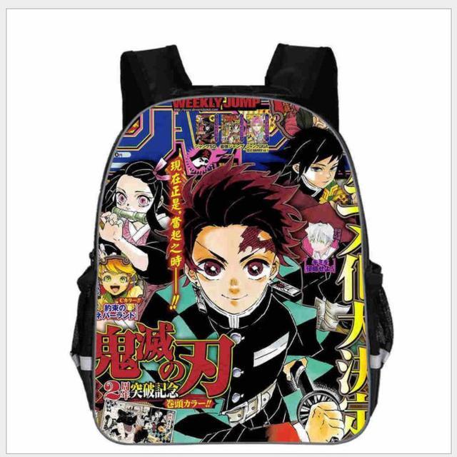Demon Slayer Kimetsu No Yaiba Backpack