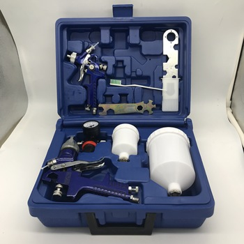 Weta Â�プレーペイントガンボックスのみボックスなし銃エアブラシエアレススプレーガン塗装車のための空気圧ツール