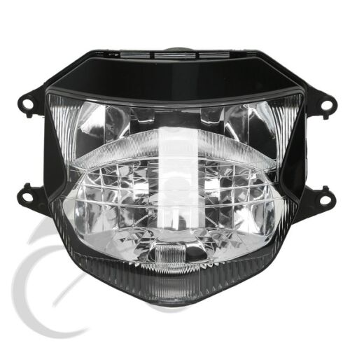 <font><b>Motorcycle</b></font> New Headlight Head Lamp Lens Assembly For <font><b>Honda</b></font> CBR1100XX CBR <font><b>1100</b></font> XX 1997-2007 image