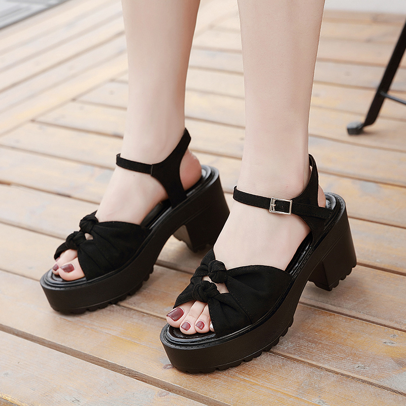 small heel sandals Women Platform Shoes