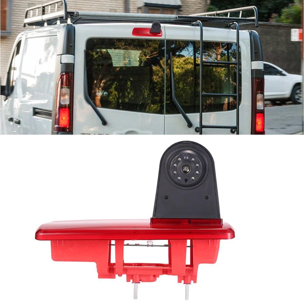 Car Rear View Back Camera For Bremsleuchte Bremslicht Nissan NV300 Primastar Opel Vauxhall Vivaro Renault Traffic Fiat Reverse