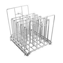 Нержавеющая сталь Sous Vide стойка для большинства 11L Sous Vide контейнеры для плиты съемные разделители сепаратор для погружных циркуляторов