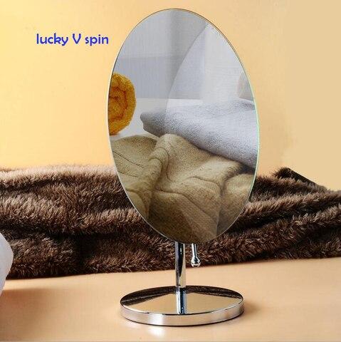 360 graus de rotacao compoem espelho cosmetico
