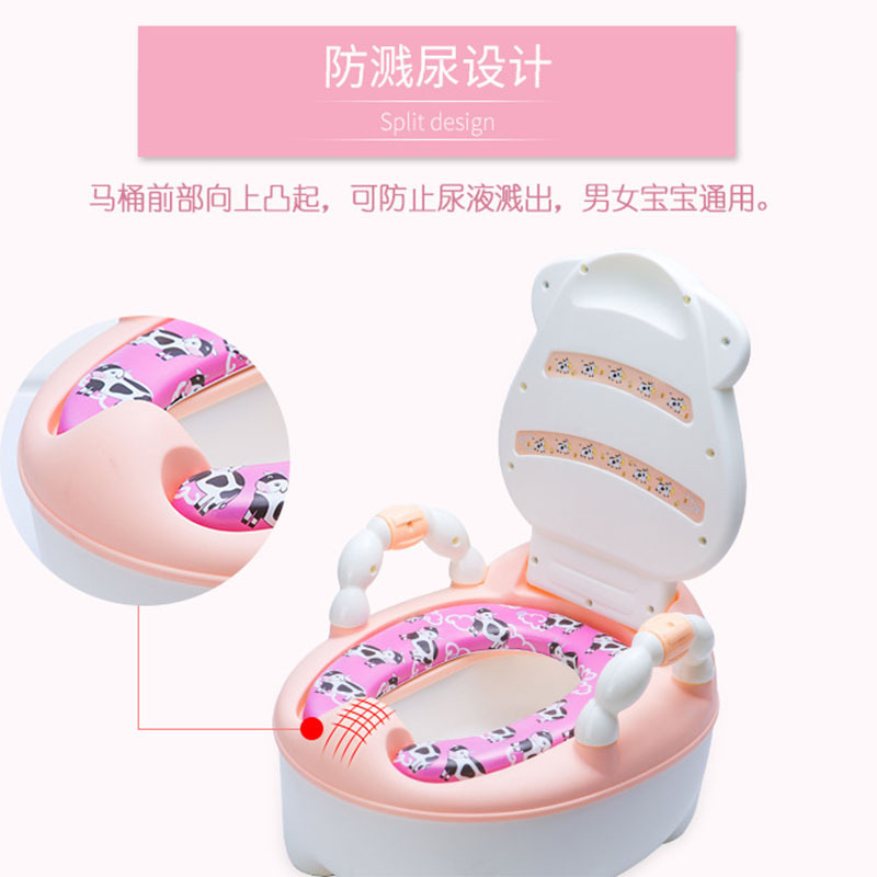 Children Shit Baby Toilet Kids Will Toilet Baby Girls Chamber Pot Useful Product Poo Poo Boy Toilet Potty