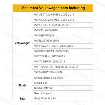 "RCD330 6RD035187B RCD330 plus Android Auto CarPlay 6.5\""MIB Car Radio For skoda Golf 5 Jetta MK5 MK6 CC Tiguan Passat B6 B7 Polo"