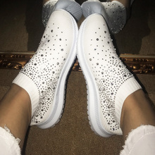 2020 Sneakers Women Vulcanized Shoes Sli