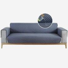 Pokrowiec na sofę pokrowiec na meble pokrowiec na kanapę wodoodporny pokrowiec na sofę zapobiec zwierzęta domowe dla dzieci koty psy zarysowania 1/2/3/ 4 osobowa narzuty