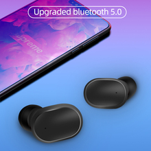 Buy A6S Mini TWS Earphone Twins Wireless Headphone Bluetooth 5.0 Earphones Sports Stereo Headset with Mic Auto Charging Box directly from merchant!