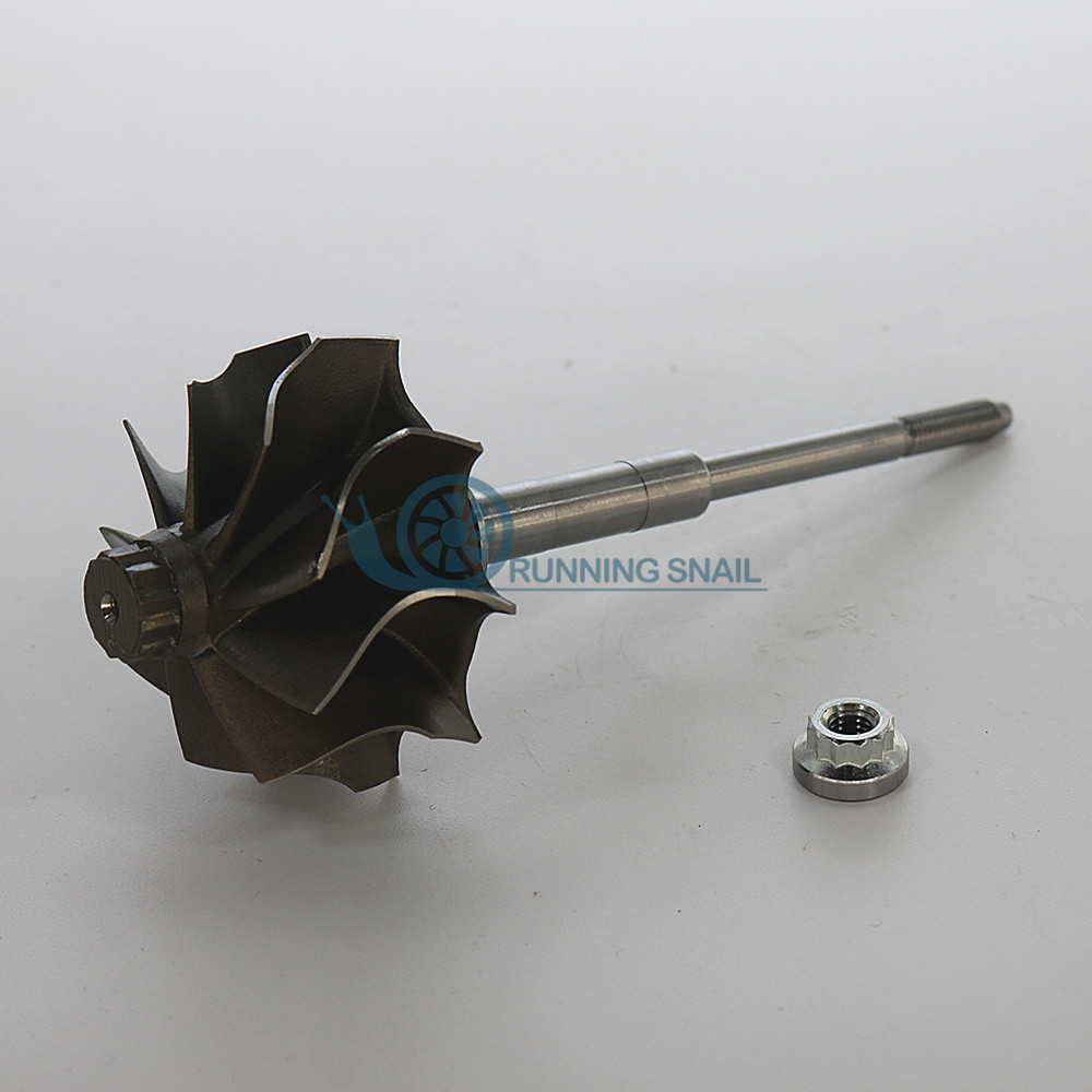 Turbocharger   GT2052V 752610 752610-5032S 752610-5025S 1435057 For Transit VI 2.4 TDCi 140 HP Puma 47*40.3