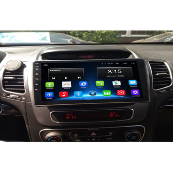 New come! 10.1inch 4G LTE Android 10 For KIA Sorento 2013 2014 Multimedia Stereo Car DVD Player Navigation GPS Radio 3g wifi image
