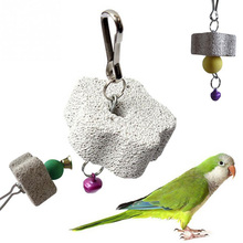 Birds Toys Budgerigar Parrot Cockatiel Parakeet-Products Grinding 1pc Molar Mouth Squirrel
