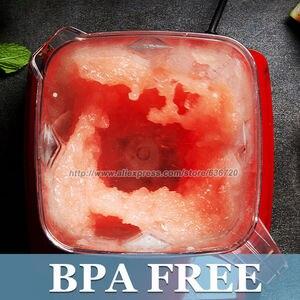 Image 5 - 100% Đức Công Nghệ Động Cơ 3HP 2200W Không Chứa BPA 2L Máy Ép Xay Sinh Tố Làm Sinh Tố & Máy Ép Thực Phẩm Thương Mại Máy Xay Sinh Tố