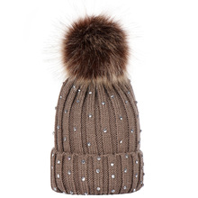 Fashion Winter Children Knitted Beanie Hat With Pompom Warm Caps For Girls Boys Casual Cute Pom Pom Hats Skullies Beanies 2019