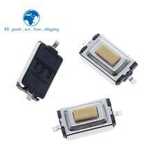 TZT 100 sztuk SMT 3*6*2.5 MM dotykowy takt mikro przełącznik chwilowy 2 Pins 3x6x2.5H