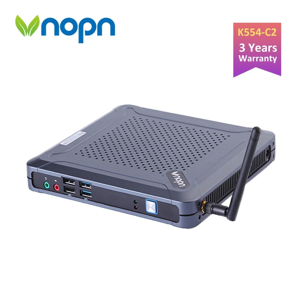 K554-C2 Mini PC Intel Core I5 4200U Dual-core CPU Embedded Windows 10/Linux WIFI DDR3 8G SSD 256G HDMI VGA Working Home Computer