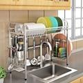 304 посуда из нержавеющей стали  сушильная тарелка  полка для посуды  раковина  сливная стойка  кухонная раковина