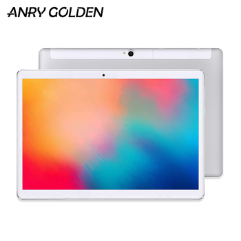 цена на Brand New Tablet pc 10 Inch Phone Call Android 8.1 Deca Core Tablet pc Dual WiFi GPS FM Bluetooth 3GB 32GB Tablet 8000MAh GPS
