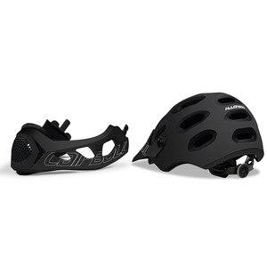 Image 5 - Cairbull ALLCROSS mtb 新山クロスカントリー自転車フルフェイスヘルメット極端なスポーツ安全ヘルメット casco ciclismo bicicleta