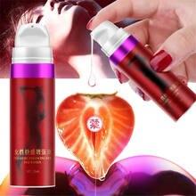 Orgasmo gel libido realçador sexo spray vagina estimulante intensa queda de sexo excitador mulher forte aumentar clímax vaginal apertado óleo