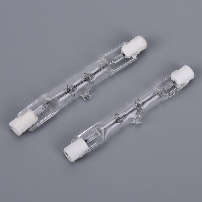 R7s Halogen Bulb 100W 200W Halogen Lamp 78mm Halogen Light Bulb 220V