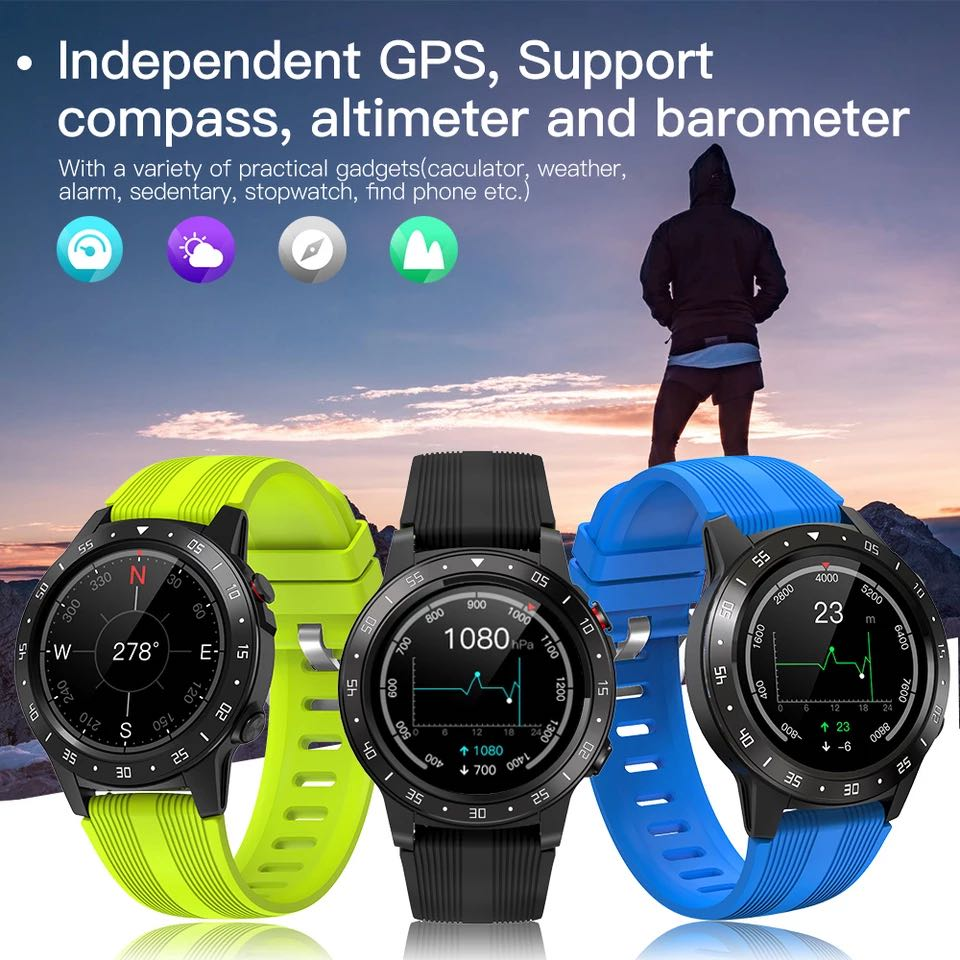 H1626f2e2c6374edda981aa92fcdbf133C GPS Smartwatch Men With SIM Card Fitness Compass Barometer Altitude M5 Mi Smart Watch Men Women 2021 for Android Xiaomi