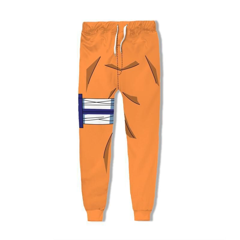 Foreign Trade Hot Selling Manga Naruto 3D Printed Pants Set A Generation Of Fat Cosplay