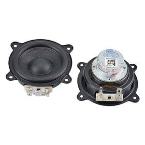 Image 3 - 2.5 cal pełna częstotliwość głośnik 2OHM 15W Mid Bass neodymowy wzmacniacz samochodowy Home made przenośny głośnik Buletooth dla Pill XL 2 sztuk