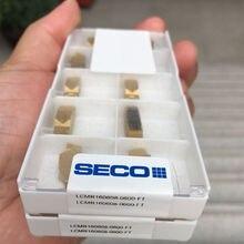 SECO LCMR160608-0600-FT LCMR1605MO-0500-MP CP500 10PCS PASTILHAS de METAL DURO