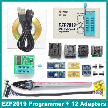 Cena fabryczna! Najnowsza wersja EZP2019 szybki programator USB SPI Support24 25 93 EEPROM 25 Flash BIOS Chip + 5 gniazdo tanie i dobre opinie CN (pochodzenie) Nowy Układy scalone logiczne EZP2010 EZP2013 EZP2019 Komputer International Standard EZP2019+ Original New