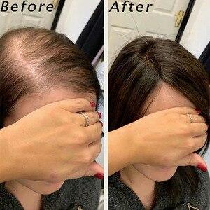 2,5x4 дюйма, женские накладные волосы для женщин, человеческие волосы на заколках, натуральный цвет, 130%, увеличение объема, Rosa Queen