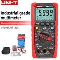 UNI-T UT191T/E профессиональный мультиметр промышленного класса, цифровой универсальный измеритель, водонепроницаемый и пыленепроницаемый, 6000 ш...