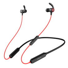 Picun H26X Draadloze Bluetooth Oortelefoon Waterdichte Sport Headset Nekband Stereo Oordopjes Met RGB LED Licht voor Mobiele Telefoon