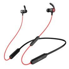 Picun H26X bezprzewodowy zestaw słuchawkowy Bluetooth wodoodporny zestaw słuchawkowy dla aktywnych słuchawek z pałąkiem na kark słuchawki Stereo z oświetleniem LED RGB do telefonu komórkowego