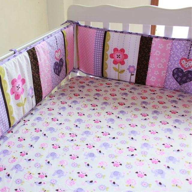 8 Pcs/set Baby Bedding Set
