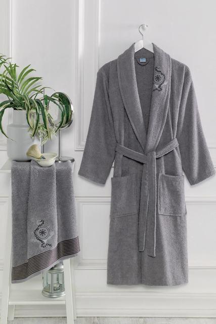 Ręcznik szlafrok zestaw 2 tanie i dobre opinie Rebeka CN (pochodzenie)