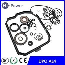 DPO AL4 Automatische Übertragung Überholung Rebuild Reparatur Kits für Peugeot für Citroen für Renault AL4