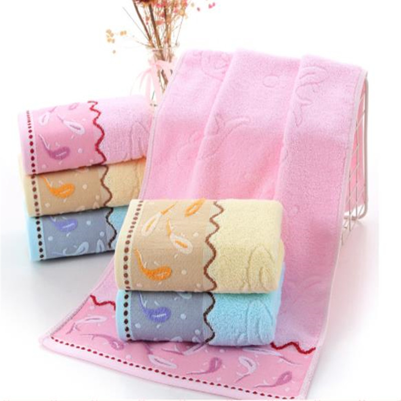 Pure Cotton Jacquard Towel Gifts More Custom Logo Advertising Sales Promotion Commodity That Occupy The Home 0109