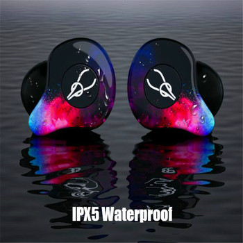 Bluetooth Earphone Tws Pro Wireless Earphones Earbuds Headset Gamer Ear Buds Gaming Sport Handsfree Noise Canceling Off White