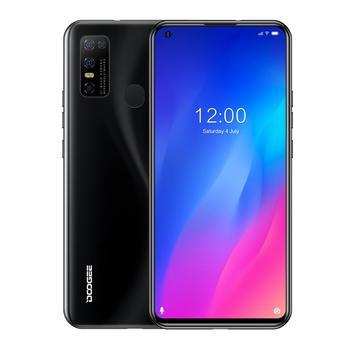 Перейти на Алиэкспресс и купить Doogee N30 смартфон Full Netcom 6,55 дюймHD + экран 16MP Quad задние камеры MT6762V 4 Гб 128 ГБ 4180 мАч Android 10 мобильный телефон