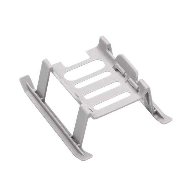 Liberação rápida equipamento de pouso para dji mavic mini zangão acessórios perna aumento altura extensor suporte suporte protetor