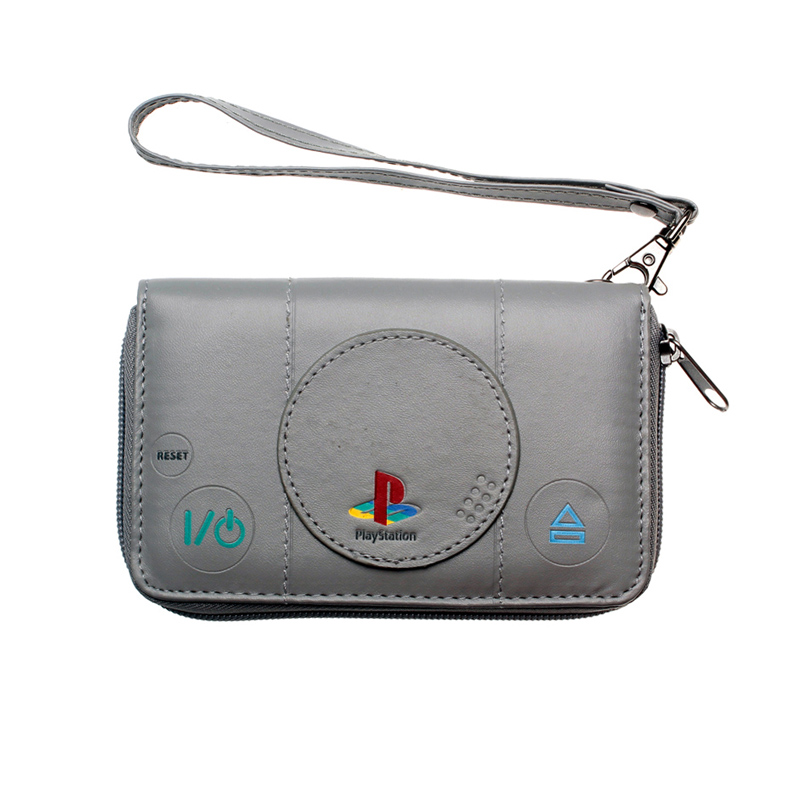Playstation Wallet Men's High Quality Purse DFT1895