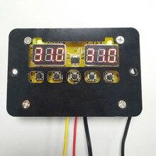 220 В цифровой регулятор температуры цифровой термостат нагрева и охлаждения диапазон температур:-50~ 110℃