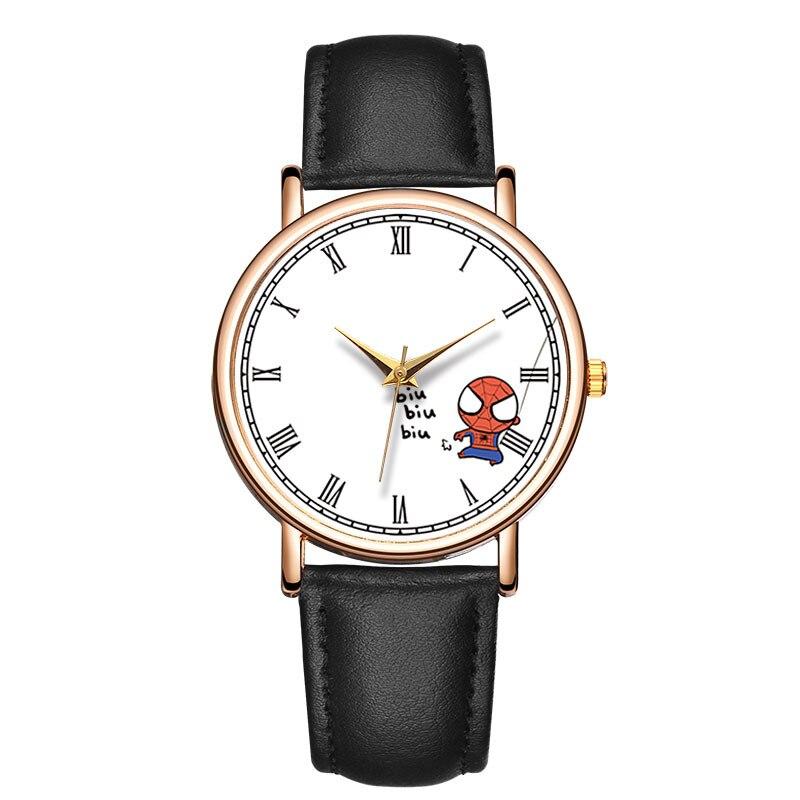 Kids Watches Cartoon Cute Brand Leather Quartz Watch Children Girls Boys Casual Fashion Bracelet Wrist Watch Clock WristWatch