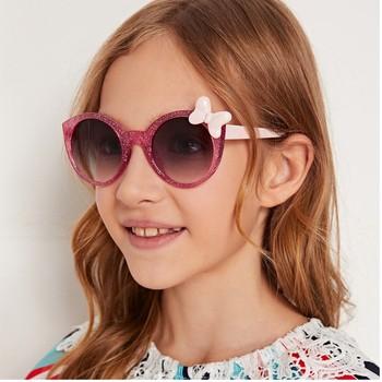 MYT_0307 okulary przeciwsłoneczne dla dzieci odcienie dla dzieci okulary dla dzieci dla dziewczynek chłopcy studenci dzieci piękne okulary przeciwsłoneczne w kształcie serca UV400 tanie i dobre opinie curtain Dziewczyny Serce Z tworzywa sztucznego 52mm 50mm 100 UVA UVB UV400 Protection oculos de sol gafas de sol Classic Brand Designer Eyewear