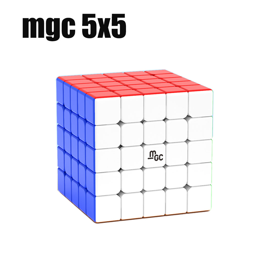 Hot Sale Cheap Price Educational Toys Game Mgc 5x5x5 Speed Cube Mofangge Carbon 5*5 Cubo Magico Puzzle For Children Gifts